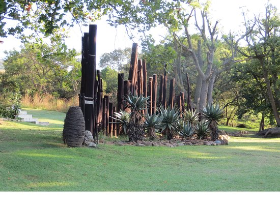 Rorke's Drift, South Africa: Grounds at Rorkes Drift Lodge
