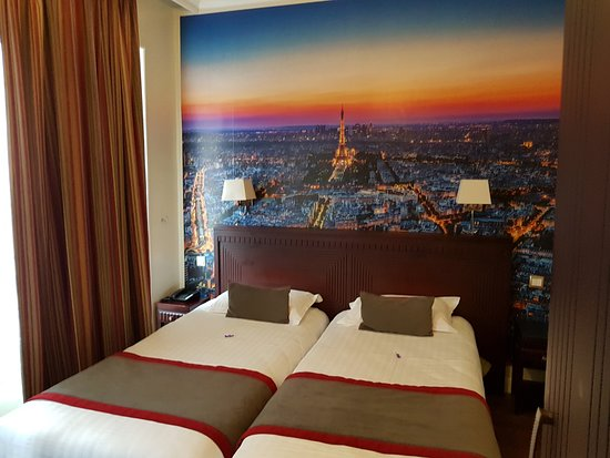 GOLDEN HOTEL PARIS Photo