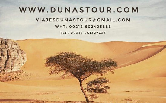 Dunas tours