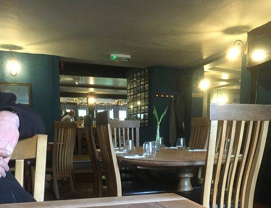 Denton, UK: Restaurant