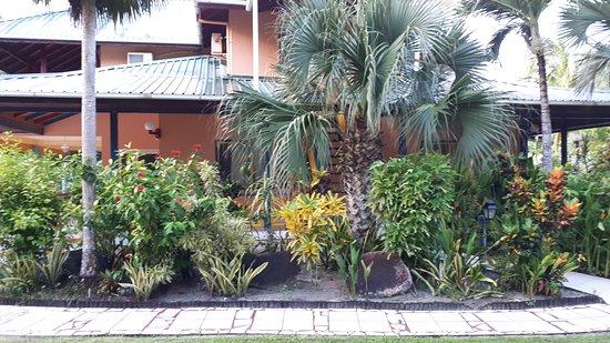 La Diguoise Guesthouse : il giardino