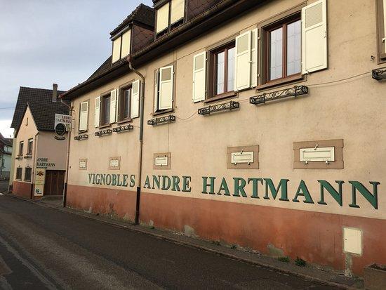 Vignoble André Hartmann
