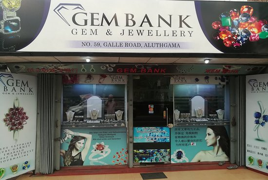 ‪Gem Bank Gems & Jewellery‬