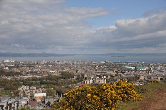Holyrood Park: Panorama