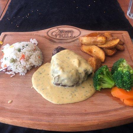 Sehr sehr gutes Steak!