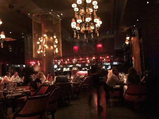 Buddha-Bar Marrakech: restaurant