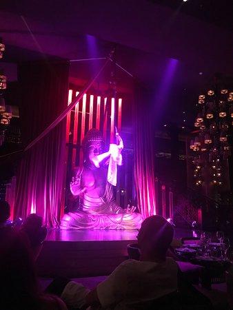 Buddha-Bar Marrakech: show