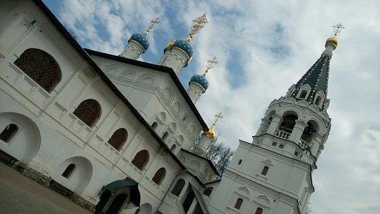 Pavlovskaya Sloboda, Russia: Фотография сделана во время экскурсионной поездки. Май 2018 года.