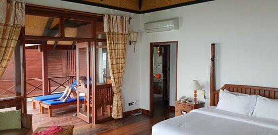 Olhuveli Island: Deluxe Water Villa