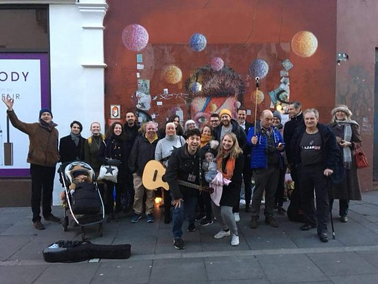 David Bowie Walking Tour