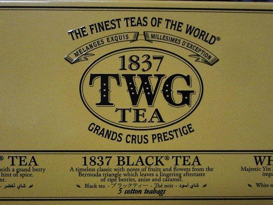 TWG Tea Garden at Marina Bay Sands Photo