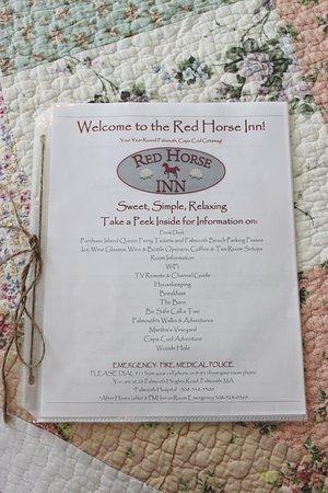 Red Horse Inn - Falmouth-bild