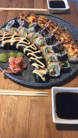 Valokuva: Sushi Panda