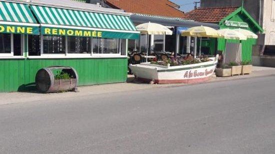 Restaurant La Bonne Renommee La Tremblade
