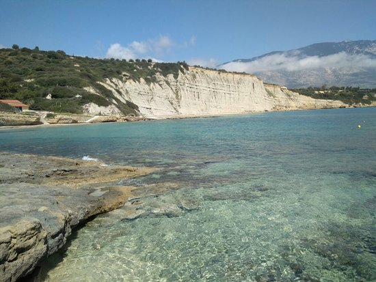 Spartia, اليونان: Spartia beach