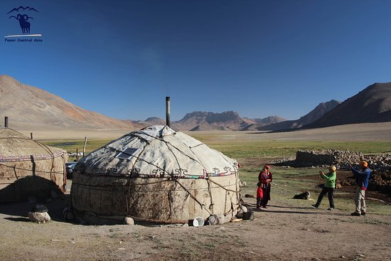 Murghab, Tajikistan: Nomadic life on the great Silk Road