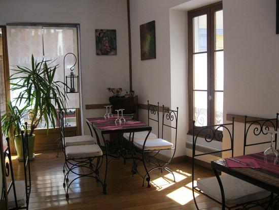 Moulinet, France: un cadre tout simple plein de serenité