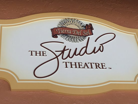 The Studio Theatre At Tierra Del Sol