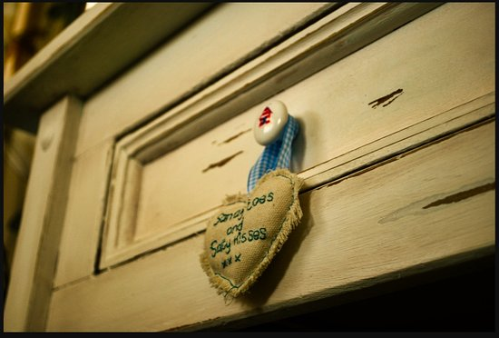 yes....we have plenty if you forget yours!! - Εικόνα του The Royson GuestHouse Book Direct, Νήσος Γουάιτ - Tripadvisor