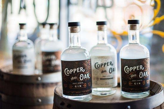 Copper and Oak Craft Spirits