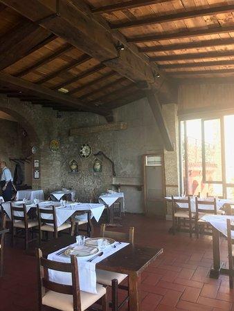 La terrasse - Bild von Bel Soggiorno, San Gimignano - TripAdvisor