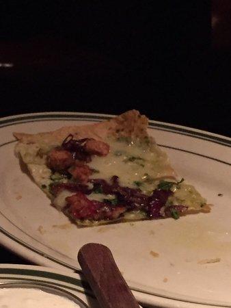 Lincolnwood, IL: Last piece of flatbread