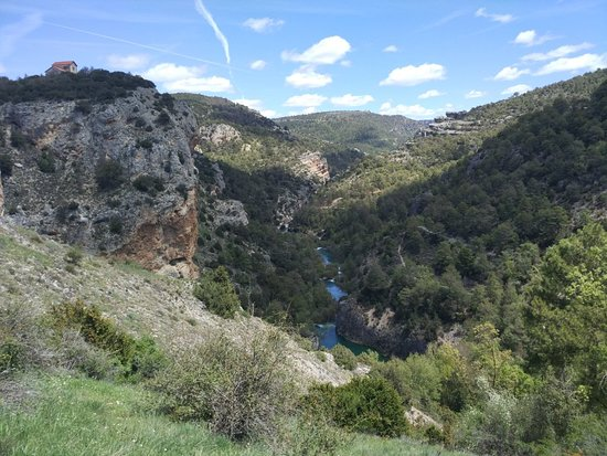 Villalba de la Sierra, Spain: Ventano del Diablo
