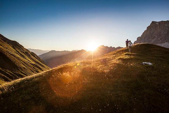 Gruesch, Switzerland: Prättigauer Höhenweg, ©Andrea Badrutt