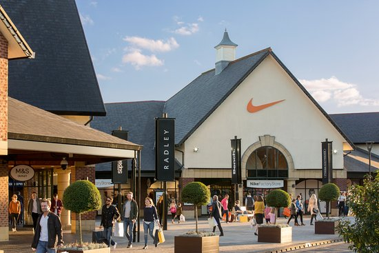 South Normanton, UK: East Midlands Designer Outlet