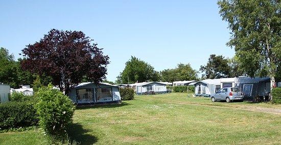 Stroeby, Dinamarca: Campingpladser