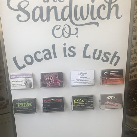 ‪‪Pencoed‬, UK: The Sandwich Co‬