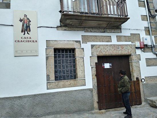Museo-Teatro de Candelario La casa Chacinera