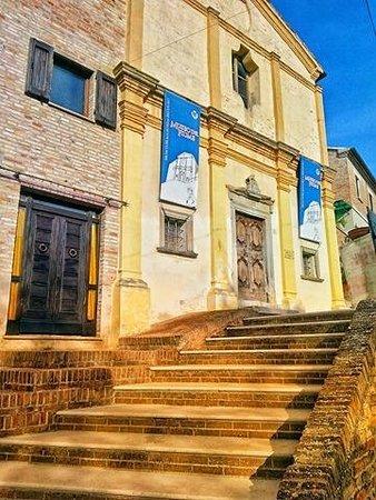 """Museo Civico Storico Ambientale Del Fiume Metauro """"Winston Churchill"""""""