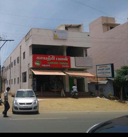 Sathyamangalam, Индия: Best hotel
