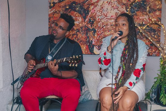 The Mews: Live Entertainment on Fridays!