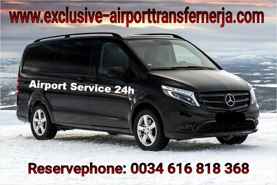 Exclusive Airport Transfer Nerja