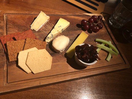 Angmering, UK: Cheese