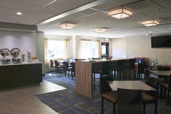 波特蘭機場智選假日套房飯店照片