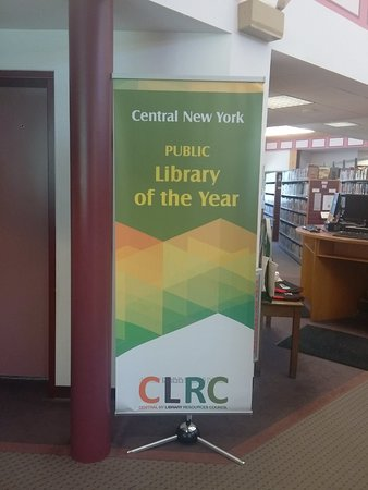 Cazenovia, Estado de Nueva York: CNY Public Library of the Year 2016-2017