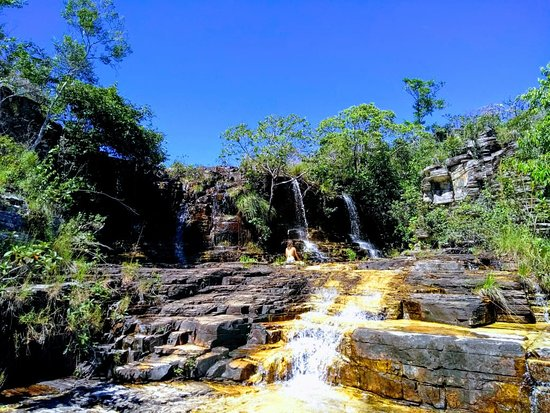 Cachoeiras dos Dragoes (Dragons' Waterfalls)