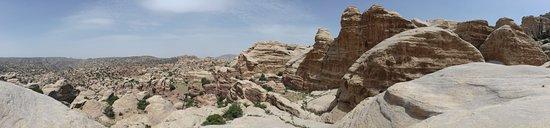 Dana, Jordan: un lieu magique
