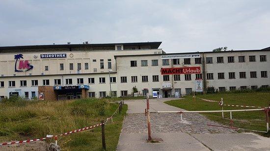 Prora, เยอรมนี: Eingang
