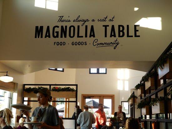 Magnolia Table Picture Of Magnolia Table Waco TripAdvisor - Magnolia table restaurant waco texas