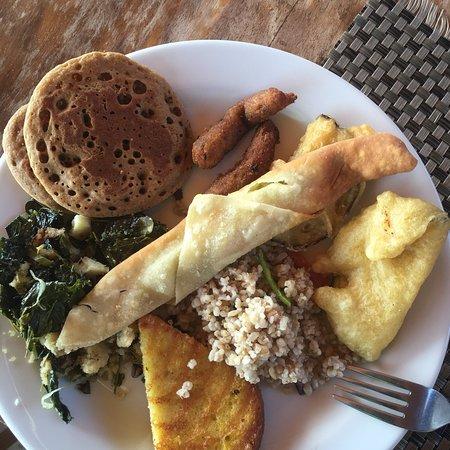 Asbe Teferi, เอธิโอเปีย: Kebsh International Lodge