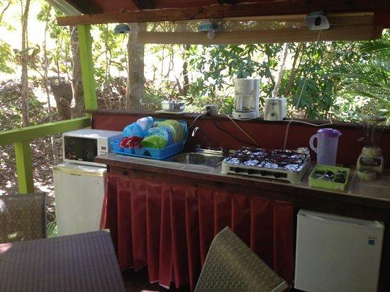 Playa Carrillo, Costa Rica: Kitchenette