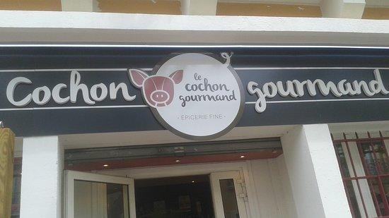 Le Cochon Gourmand