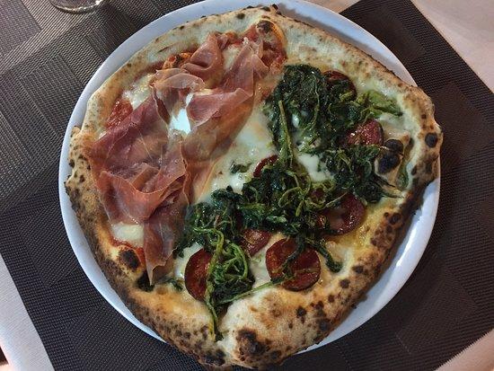 Perdifumo, Italien: Pizza bigusto