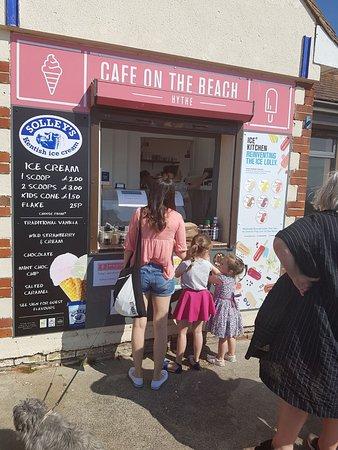 Cafe On The Beach Hythe Restaurant Reviews Photos