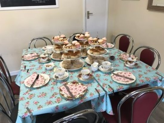 Great Dunmow, UK: Afternoon Tea