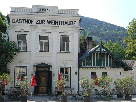 Hinterbruhl, النمسا: FRontbereich